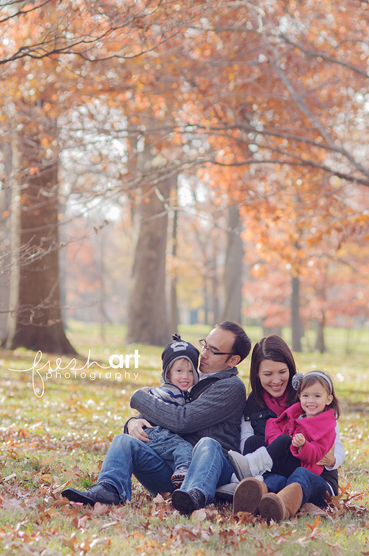 The Bain Family | St. Louis Family Photography